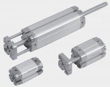 Cilindro Compacto Série CMPC