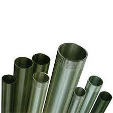 Tubos e conexões de aço galvanizados
