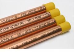 Tubo de cobre (Classe A)