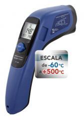 Termometro Digital Infravermelho -60+500°C