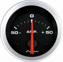 Amperímetro/52mm/50amp./Sport