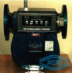 Medidor de vazão MV150