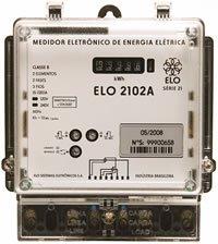 ELO .2102A - Medidor Eletrônico de Energia