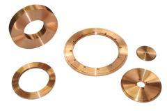 Discos e anéis para solda costura