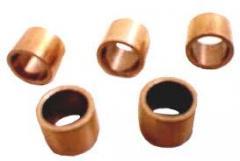 Buchas de bronze