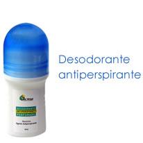 Desodorante antiperspirante