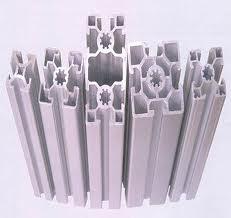 Perfis em aluminio