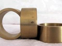 Buchas em bronze
