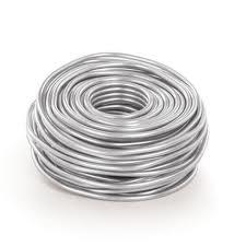 Arames de aluminio
