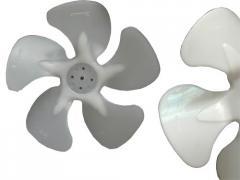 Hélice plástica para micromotor para refrigeração