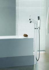 Misturador monocomando de coluna para banheira