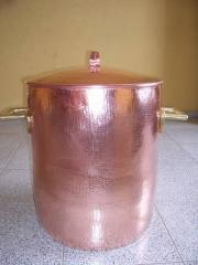 Panela em cobre