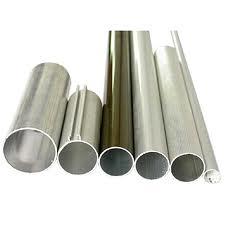 Tubos Redondos de Alumínio