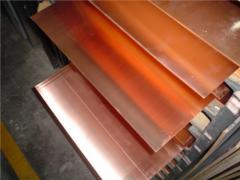 Chapas em cobre