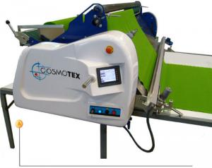 Cosmotex - Máquina automática para enfestar qualquer tecido.