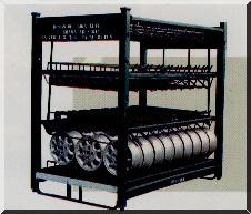 Rack para rodas