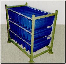 Rack (tipo sacolinha) para espelho retrovisor de