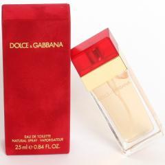 Perfume Dolce & Gabbana 25ml Feminino |