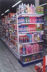 Gondolas para supermercados