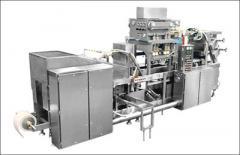 Máquinas Termoformadoras Dini-350M