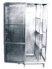 Armarios para higienizaçao