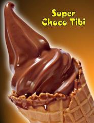 Sorvete super Choco Tibi