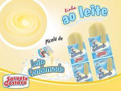 Picolé Leite Condensado