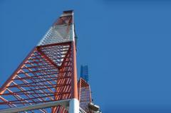 Torre Autoportante Triangular de Aço