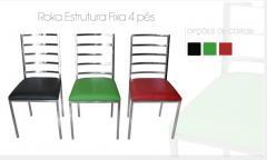 Cadeiras Inox