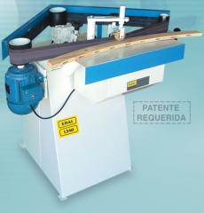 L340 Lixadeira para peças curvas