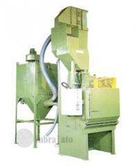 Maquina de barril (STD) c/coletor de po