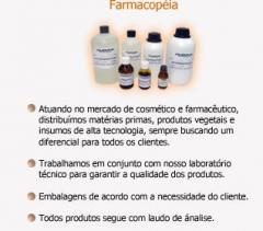 Farmacopeia