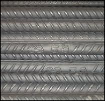 Barras de aço de liga