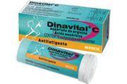 Dinavital® C ácido ascórbico + aspartato de