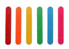 Abaixador de língua em plástico
