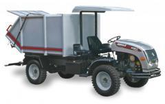 Trator 4230.4 Cargo Coletor