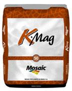 K-Mag é um fertilizante mineral natural