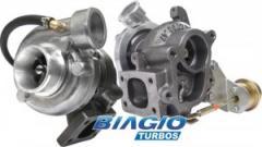 Turbo BBV267FT