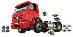Componentes para veículos pesados