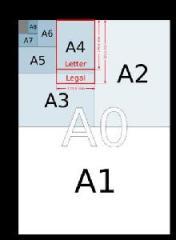 PAPEL FORMATO A1, 75Grs. BRANCO, PCT C/100Fls.