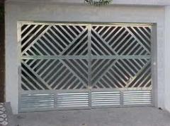 Portoes de Alumínio
