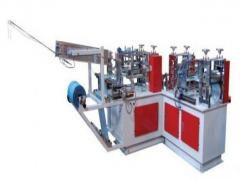 Maquina para producao de botas de plastico