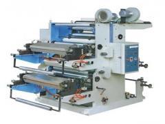 Impressora flexografica 2 cores