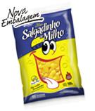 Salgadinho de Milho Queijo Chips 100g
