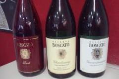 Vinhos Boscato de colecçao