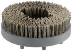Filamentos de Nylon com carboneto de silício flangeados