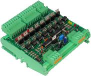 Módulo BC8S para trilho DIN