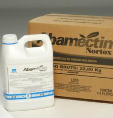 Inceticida Abamectin Nortox