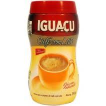 Café Iguaçu com leite
