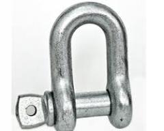 Manilha para cabo de aço
